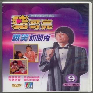 【正統豬哥亮訪問秀】豬哥亮爆笑訪問秀 9(3DVD)