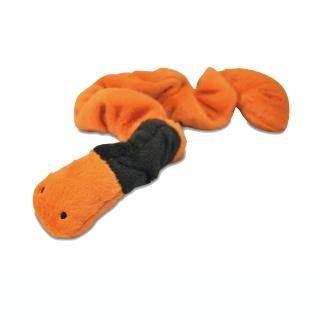 【P.L.A.Y.】蟲蟲危機-橘蚯蚓(狗狗最愛啾啾玩具)