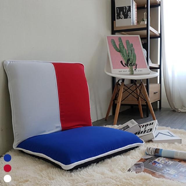 【BN-Home】JK英國風和室椅舒適多段摺疊可拆洗(單人沙發/折疊椅)