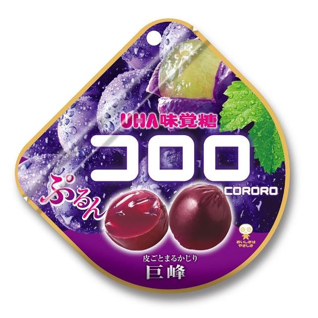【味覺糖】酷露露Q糖-葡萄(40g)
