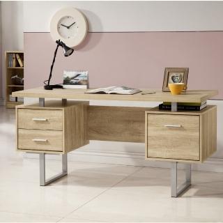 【COMDESK】五尺電腦書桌-淺木色(工作桌/書桌/辦公桌)