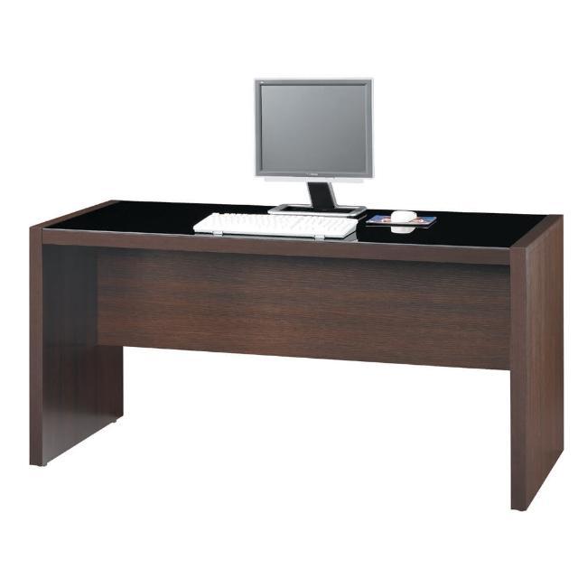 【雅博德】胡桃木色5尺電腦書桌(工作桌/書桌)