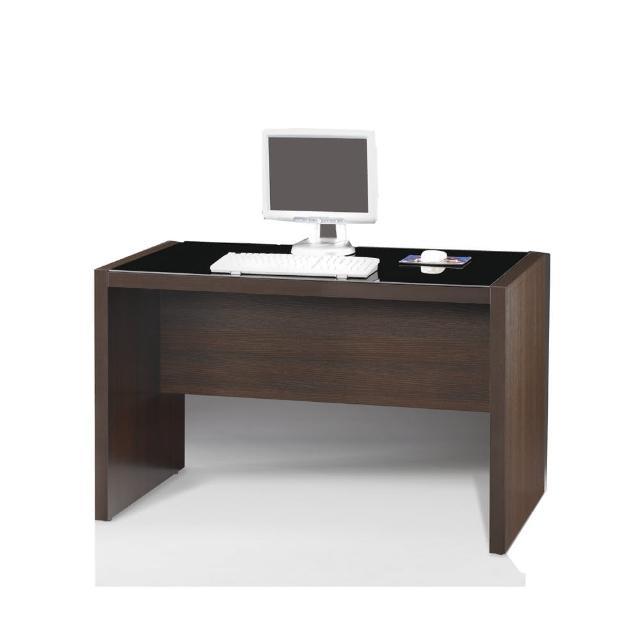 【雅博德】胡桃木色4尺電腦書桌(工作桌/書桌)