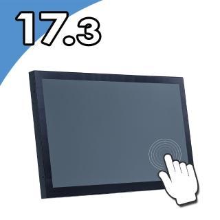 【Nextech】P系列 17.3吋-電容式觸控螢幕(電容 多點)