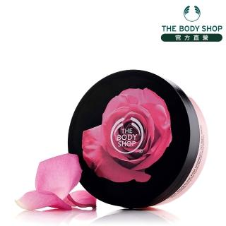 【The Body Shop】玫瑰嫩膚身體滋養霜(200ML)