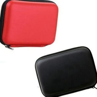 【Ainmax】極致經典防震防潮收納包(2.5吋外接硬碟也均適用)/