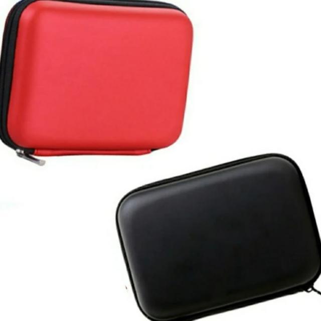 【Ainmax】極致經典防震防潮收納包(2.5吋外接硬碟也均適用)