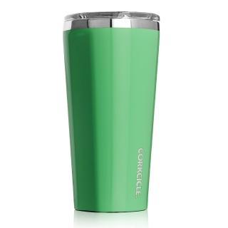 【CORKCICLE】三層真空寬口杯杯470ml(加勒比海綠)