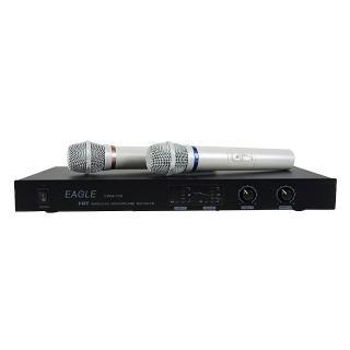 【EAGLE】EWM-P28(VHF 雙頻無線麥克風)
