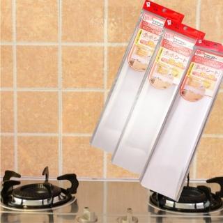【Bunny】高檔廚房透明耐熱防油保護貼隔油貼紙(五入)