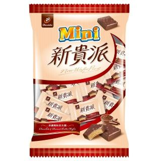 【77】mini新貴派巧克力-花生294g(迷你)