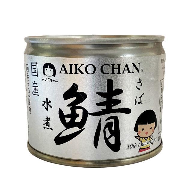【伊藤】伊藤鯖魚罐頭 水煮原味190g