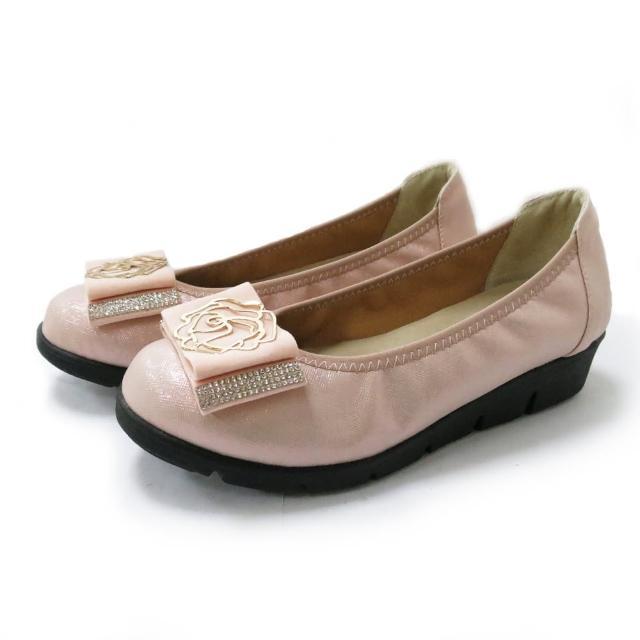 皮爾卡登花漾晶鑽紓壓鞋(零碼出清)