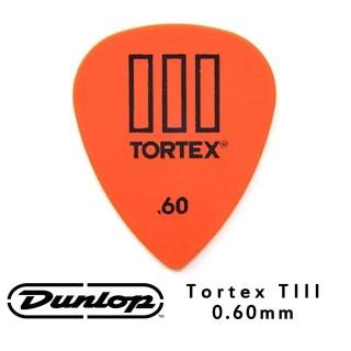 【JIM DUNLOP】JDGP-462R 0.60mm 吉他彈片 10片包裝(TIII 系列 聲音表現傳達完整)