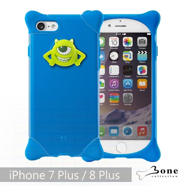 【Bone】iPhone 8 Plus / 7 Plus 泡泡保護套 - 大眼仔(四角防撞 無毒環保矽膠)
