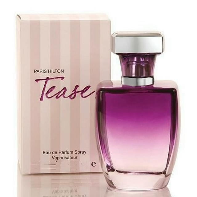 【Paris Hilton】Tease Eau de Parfum Spray 挑逗女性淡香精(100ml)