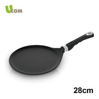 【UCOM德國AMT】黑魔法28cm可麗餅烤盤