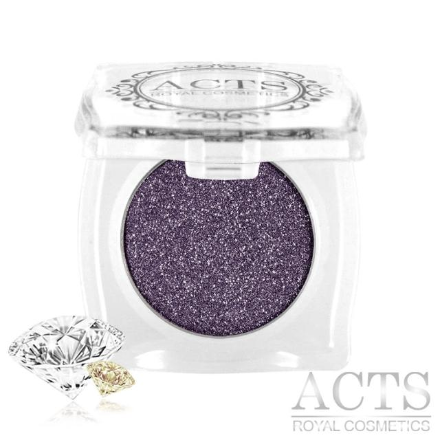 【ACTS維詩彩妝】魔幻鑽石光眼影 神秘紫鑽D511