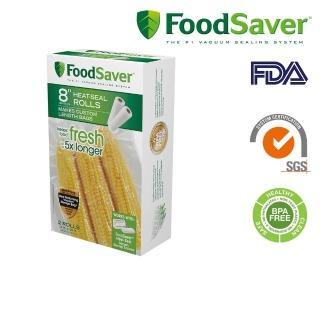 【美國FoodSaver】真空卷2入裝(8吋)