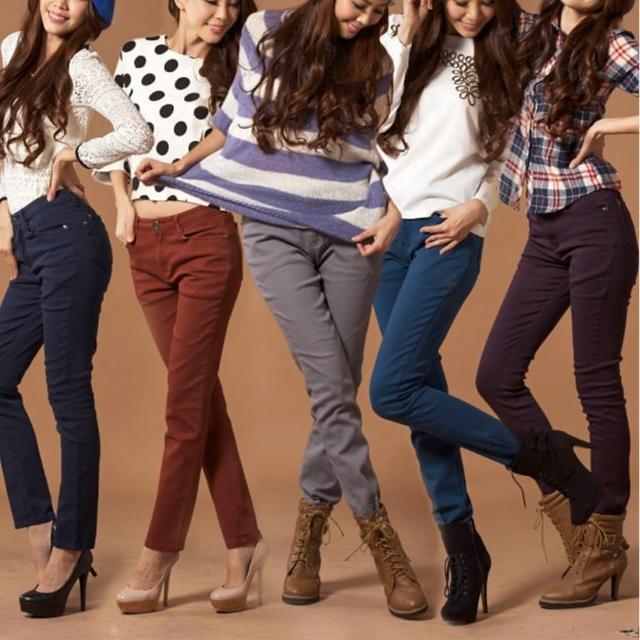 【RH】萬人詠嘆調色盤修身顯瘦牛仔褲(完美顯瘦新色上架全尺碼)