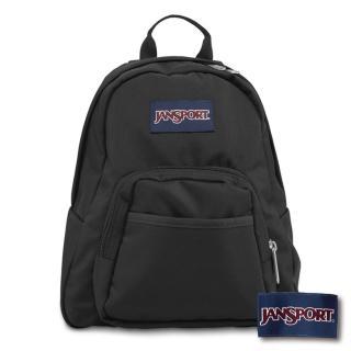 【JANSPORT】校園後背包HALF PINTJS系列(黑色)