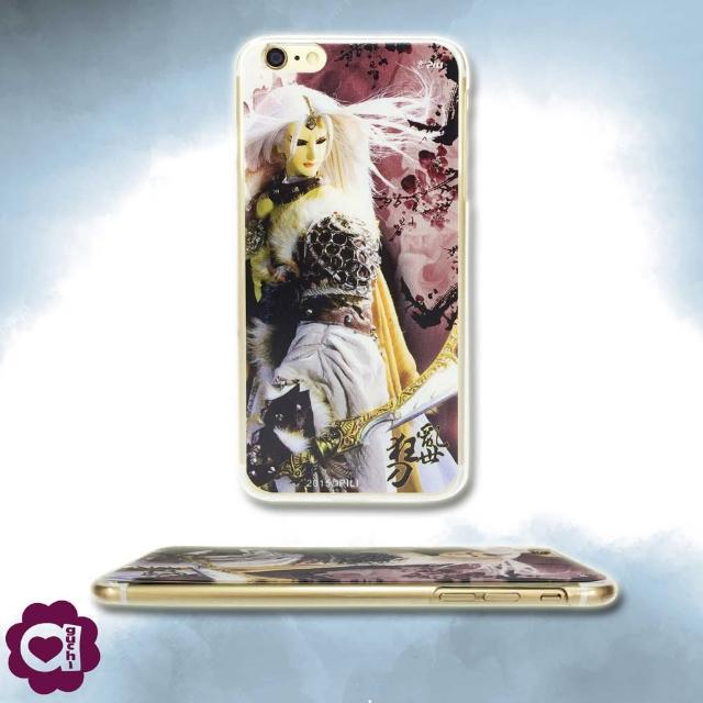 【亞古奇 X 霹靂】亂世狂刀 Apple iPhone 6 Plus/6s Plus 超薄透硬式手機殼 3D立體印刷觸感(霹靂獨家授權)