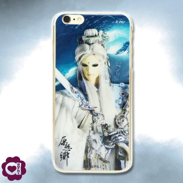 【亞古奇 X 霹靂】原無鄉  Apple iPhone 6 Plus/6s Plus 超薄透硬式手機殼 3D立體印刷觸感(霹靂獨家授權)