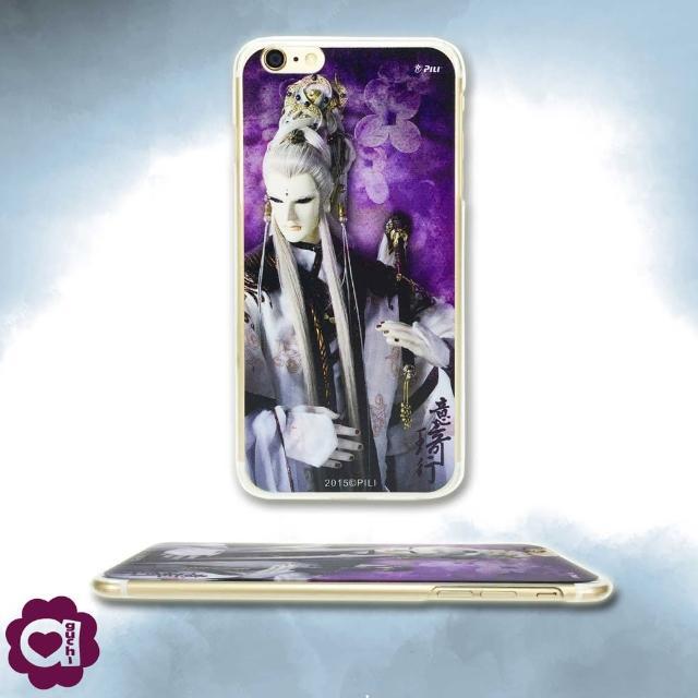 【亞古奇 X 霹靂】意琦行 Apple iPhone 6 Plus/6s Plus 超薄透硬式手機殼 3D立體印刷觸感(霹靂獨家授權)