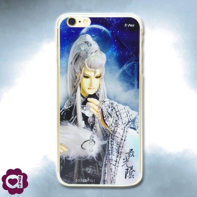 【亞古奇 X 霹靂】最光陰 Apple iPhone 6/6s 超薄透硬式手機殼 3D立體印刷觸感(霹靂獨家授權)