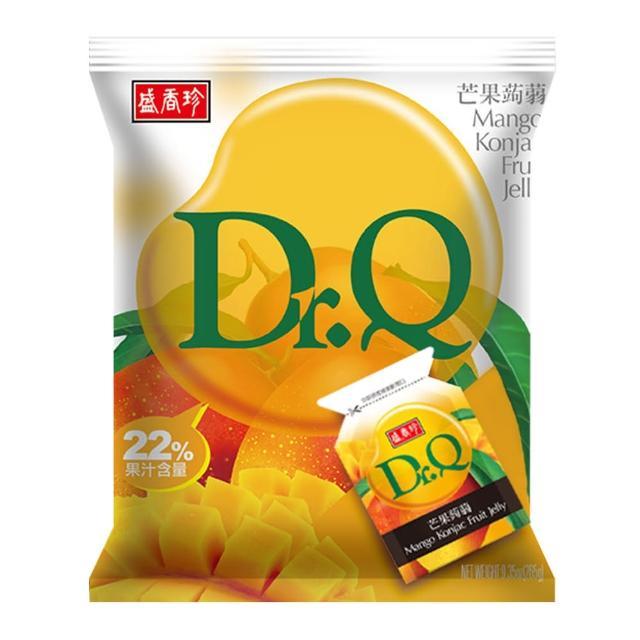 【盛香珍】Dr. Q 芒果蒟蒻 265g(包)
