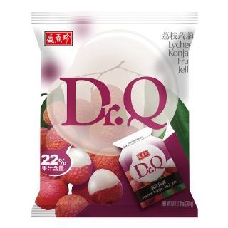 【盛香珍】Dr. Q 荔枝蒟蒻 265g(包)