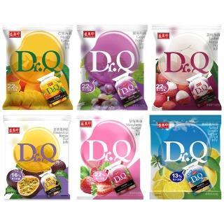 【盛香珍】Dr. Q 葡萄蒟蒻 265g(包)