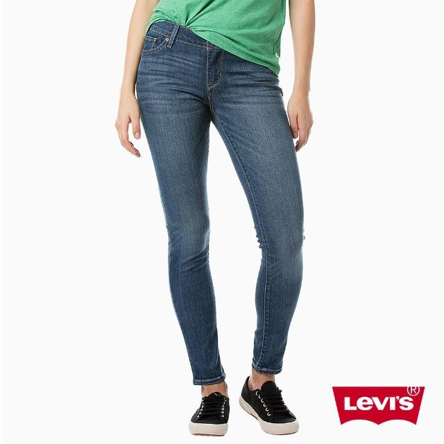【Levis】711 中腰緊身牛仔褲 / COOL JEANS / 中彈力布料