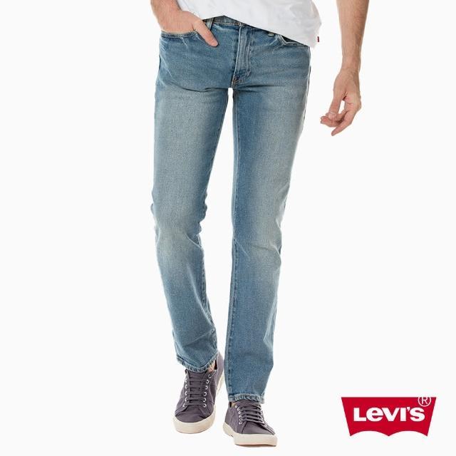 【Levis】511 低腰窄管牛仔褲 / 彈性布料
