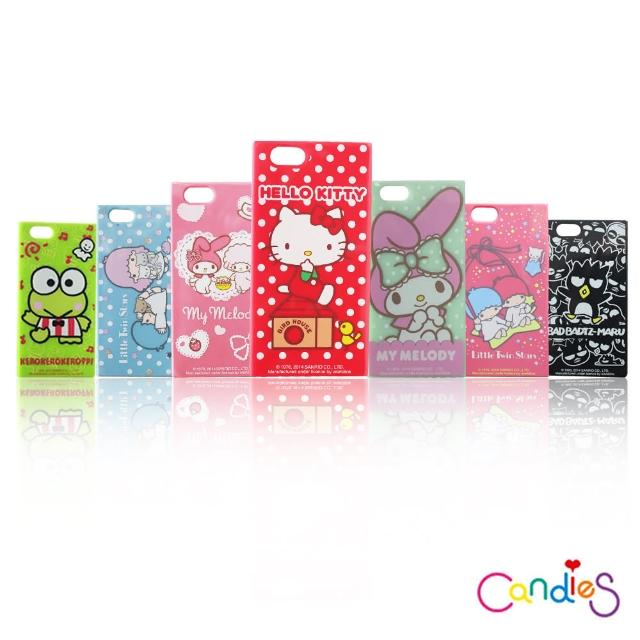 【Candies】Sanrio卡通 iPhone6/6s 4.7吋 矽膠外殼