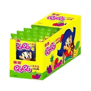 【乖乖】乖乖QQ小熊軟糖480g(綜合水果12包入)