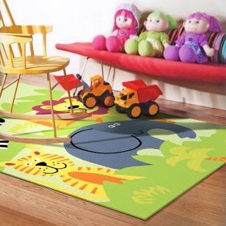 【范登伯格】卡比諾★歡樂動物地毯(70x140cm)