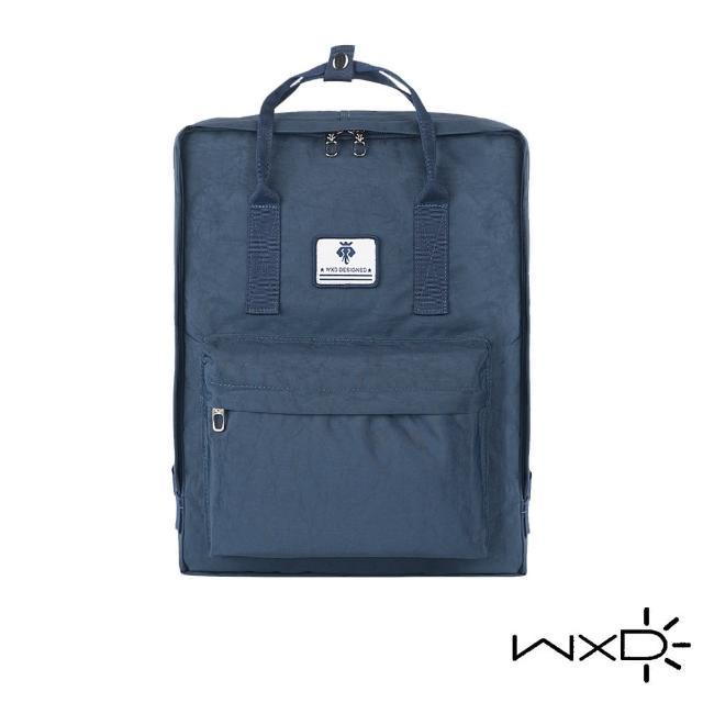【WXD】13吋 韓版休閒簡約後背包(BK090)