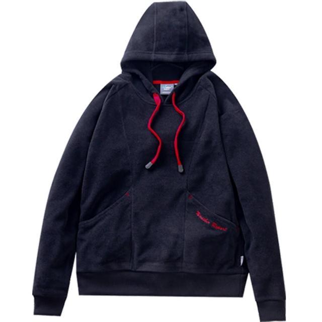 【北歐Weather Report】保暖連帽男中層衣 / 黑色(WG4101-01)