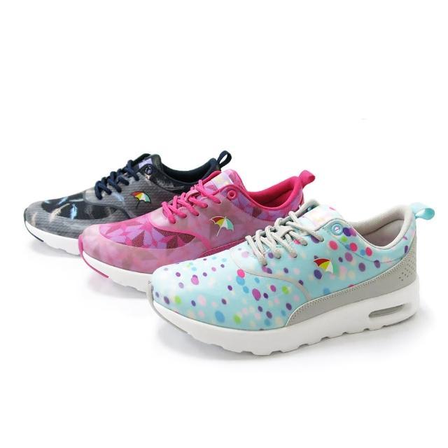 美國AP雨傘輕漾氣墊休閒鞋(20)(S)