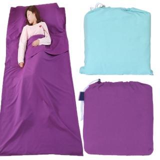 【Seraphic】輕巧保潔睡袋/隔髒睡袋(單人加大)