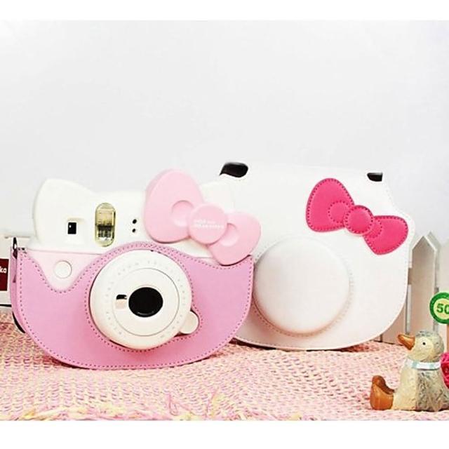 富士 Fujifilm Instax Mini Hello Kitty 拍立得 專用 皮套