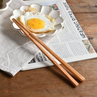 【丹麥 Scanwood】橄欖木筷 24cm(筷子)