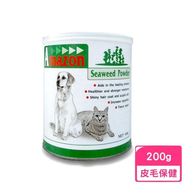 【Amazon 愛美康】天然犬貓用海藻營養粉 200g
