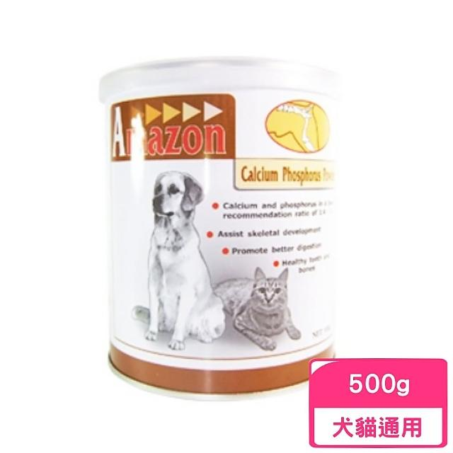 【愛美康Amazon】天然犬貓用鈣磷粉 500g