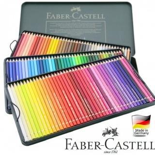 【Faber-Castell輝柏】ARTISTS藝術家級專家油性色鉛筆120色(110011)