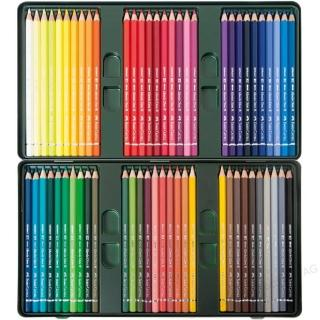 【Faber-Castell】ARTISTS藝術家級專家水彩色鉛筆60色(117560)