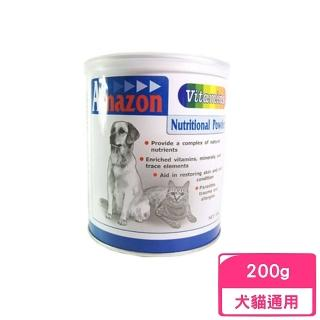 【愛美康Amazon】天然犬/貓綜合維他命 200g