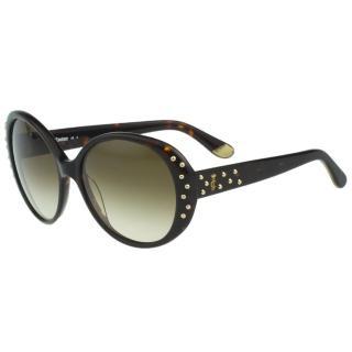 【Juicy Couture】-鉚釘 太陽眼鏡JUC560S(琥珀色)