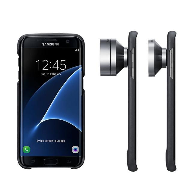 【SAMSUNG 三星】原廠 GALAXY S7 edge 鏡頭式背蓋組(平輸-盒裝)